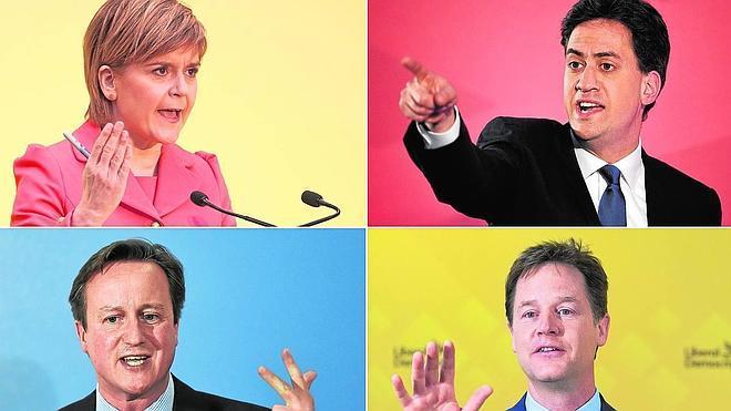 Guía para no perderse en las elecciones británicas