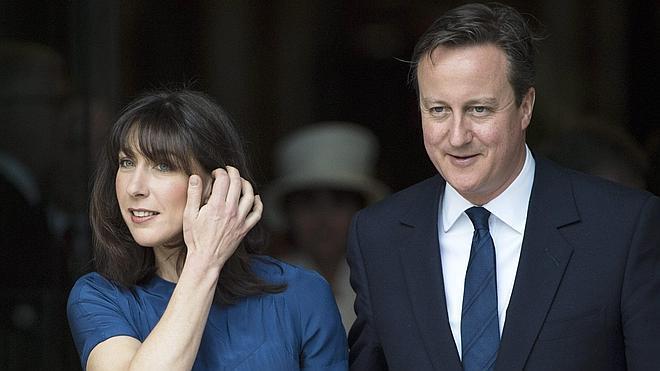 La sombra de Europa planea sobre la victoria de Cameron en Reino Unido