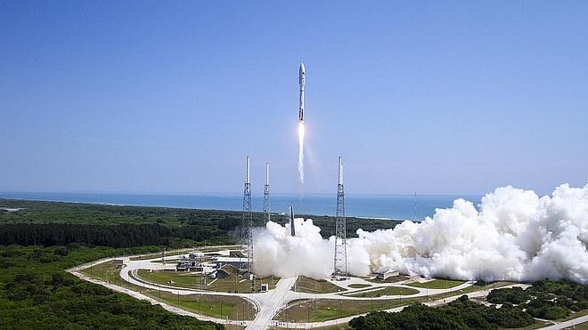 Space X recibe la certificación para lanzar satélites militares