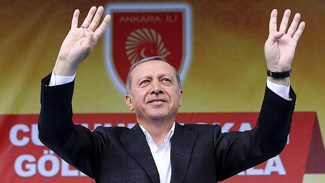 Erdogan se muda al lujoso palacio de Ankara por culpa de las cucarachas