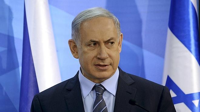 Netanyahu, partidario de los dos estados, acusa a los palestinos de huir del diálogo