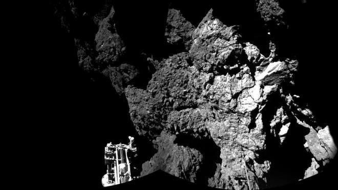 La sonda Rosetta establece un segundo contacto con el módulo Philae