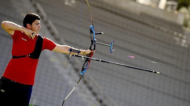 El tiro con arco proporciona otra medalla a España en Bakú