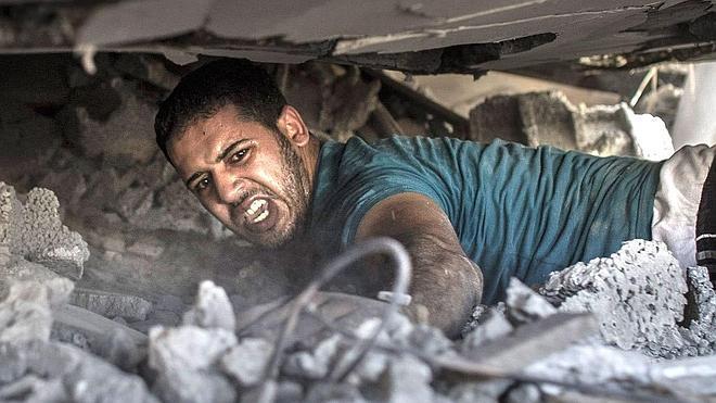 La ONU halla indicios de posibles crímenes de guerra durante el conflicto que sacudió Gaza en 2014