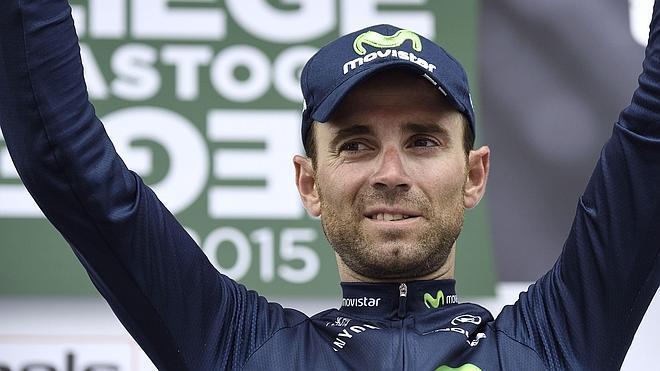 Valverde sentencia al esprint