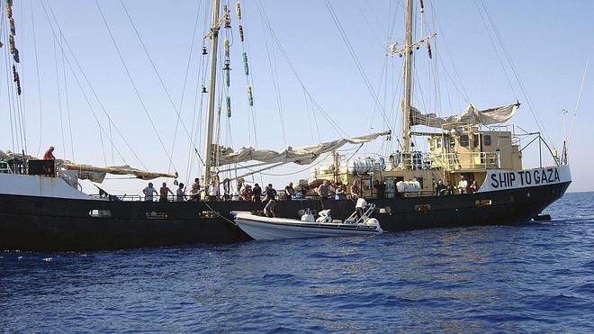 Israel intercepta un buque de la III Flotilla de la Libertad
