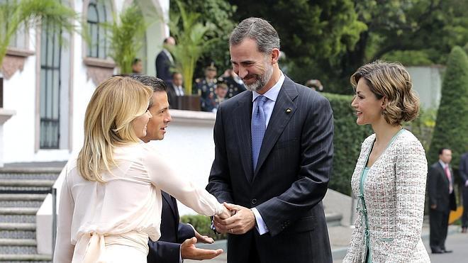 El Rey destaca el vigor y «el enorme potencial» de la relación con México