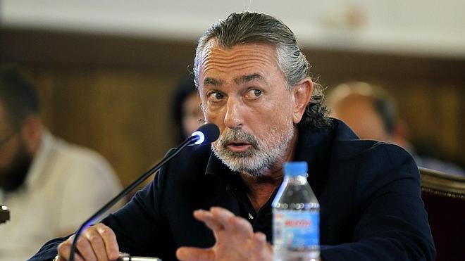 Correa se desvincula de la trama Gürtel y niega que conociera a Camps