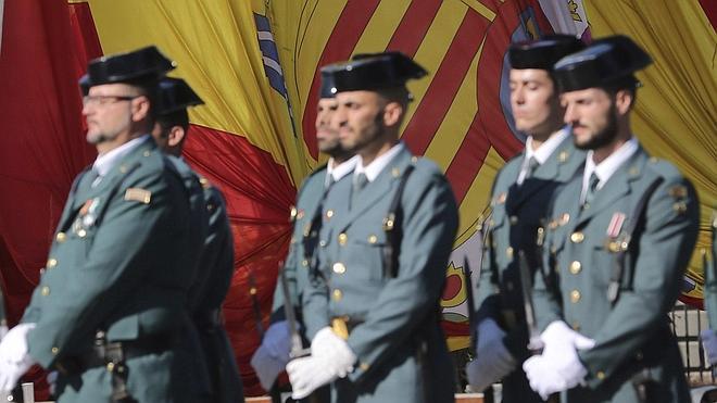 'Guardia Civil', marca registrada 171 años después