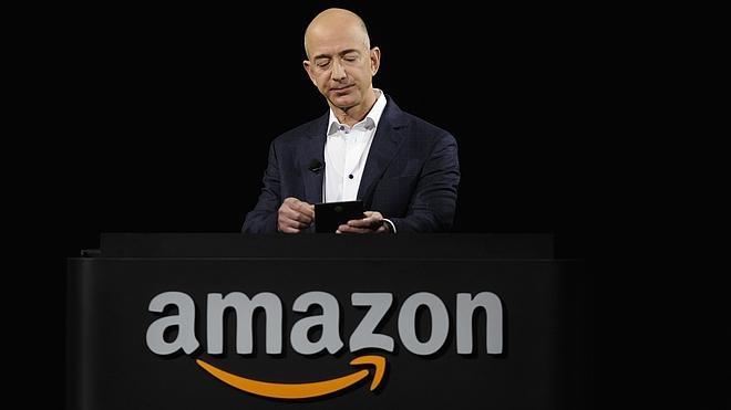Amazon sale de los números rojos