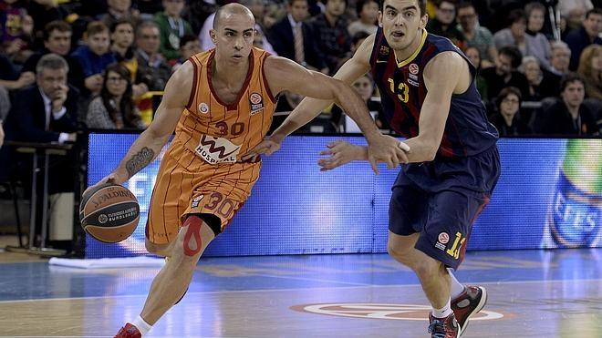 Carlos Arroyo ficha por el Barcelona