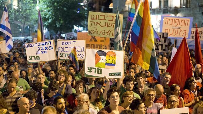 Miles de personas piden en Israel el fin del «terrorismo judío»
