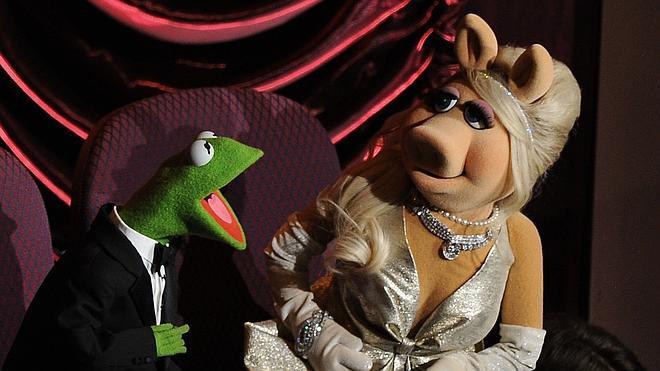 Peggy y la rana Gustavo dejan su relación