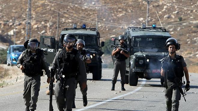 Detenidos varios sospechosos por la muerte del bebé palestino quemado vivo