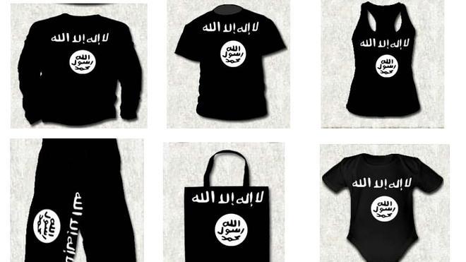 El detenido en Galicia vendía prendas con emblemas yihadistas y fotos de atentados