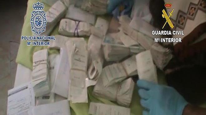 Cae una organización que falsificaba tarjetas de crédito procedentes de Venezuela
