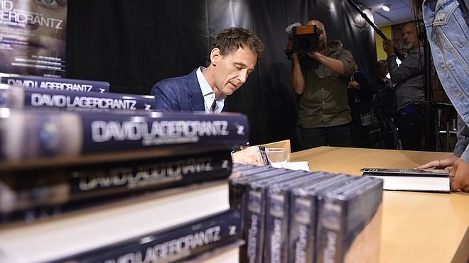 La cuarta entrega de 'Millennium' llega a las librerías