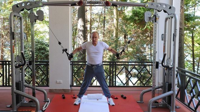 Putin saca músculo