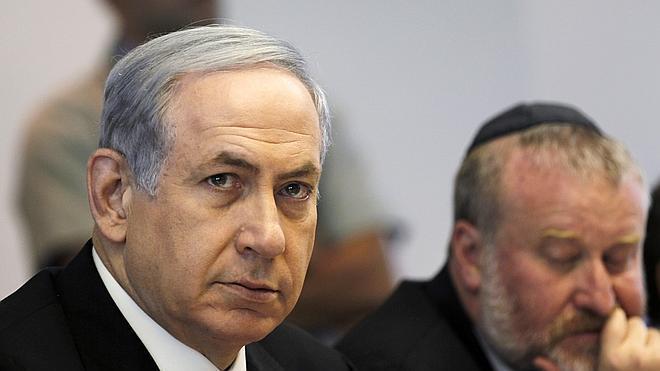 Netanyahu señala que está listo para las negociaciones de paz «inmediatas» con Abás