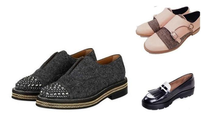 Zapatos de otoño 'made in Spain'