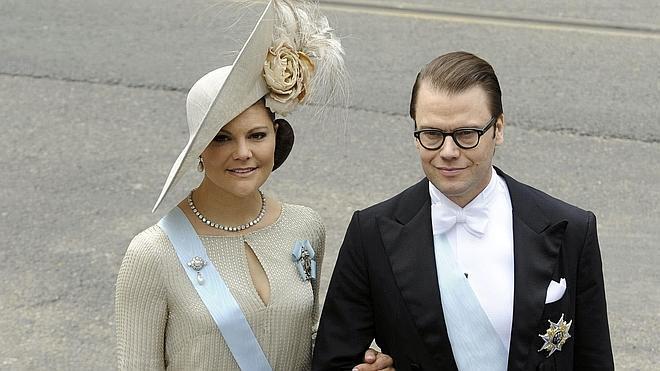 La princesa heredera Victoria de Suecia espera un segundo hijo