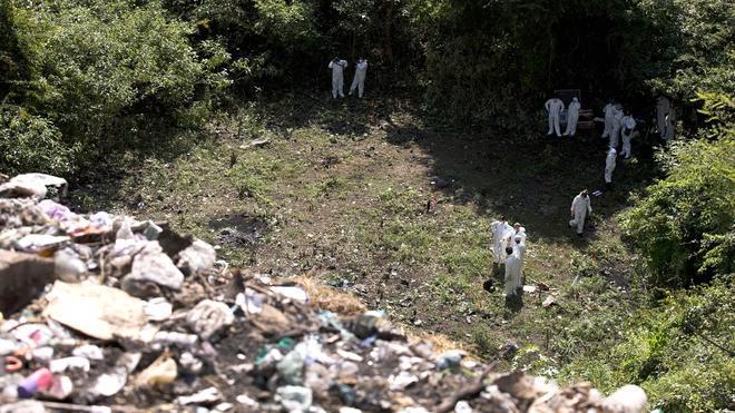 Una investigación independiente desmorona la versión oficial sobre los 43 estudiantes mexicanos