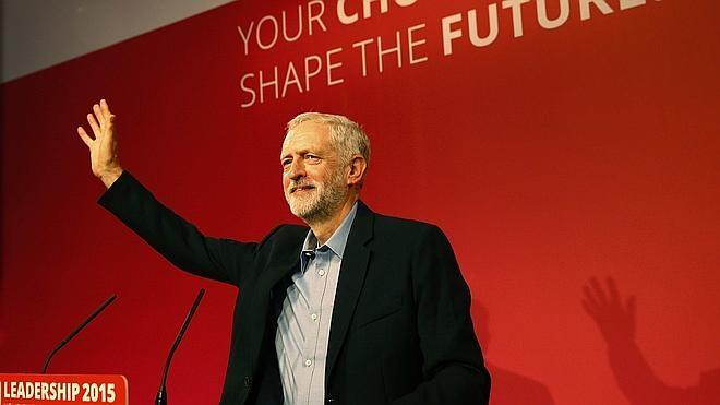 El Partido Laborista elige a Jeremy Corbyn como nuevo líder