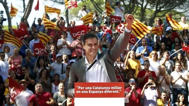 Sánchez pide votar para «proteger el patrimonio común»