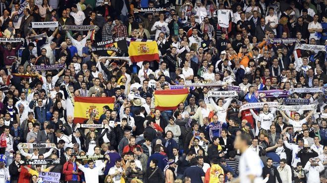 Detenidos varios seguidores del Real Madrid por altercado público en Malmoe