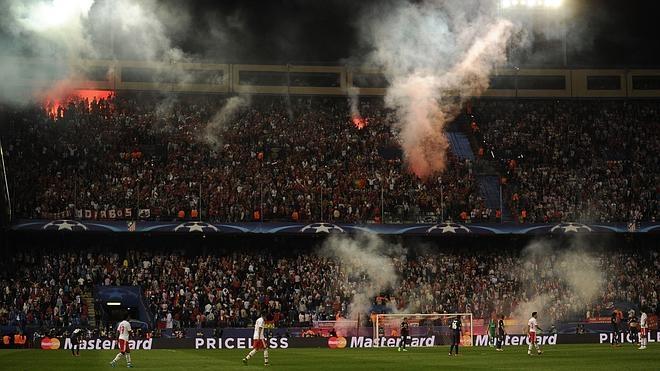 El Calderón, otra vez foco de incidentes