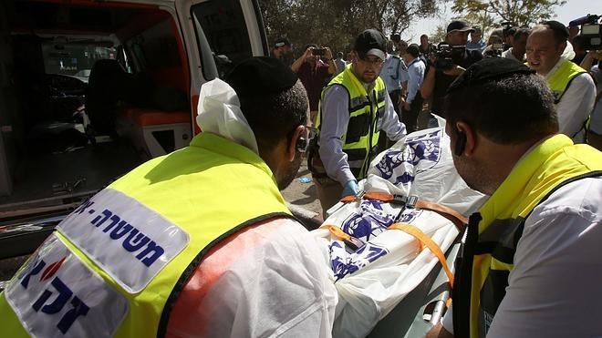 Tres muertos y 22 heridos en cuatro ataques en Israel