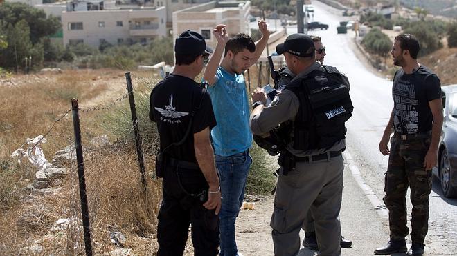 Israel instala puestos de control en los barrios palestinos de Jerusalén