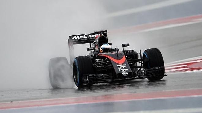 Alonso: «Mi mejor carrera en años»