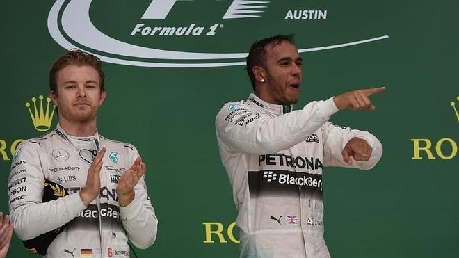 Rosberg, el gran derrotado
