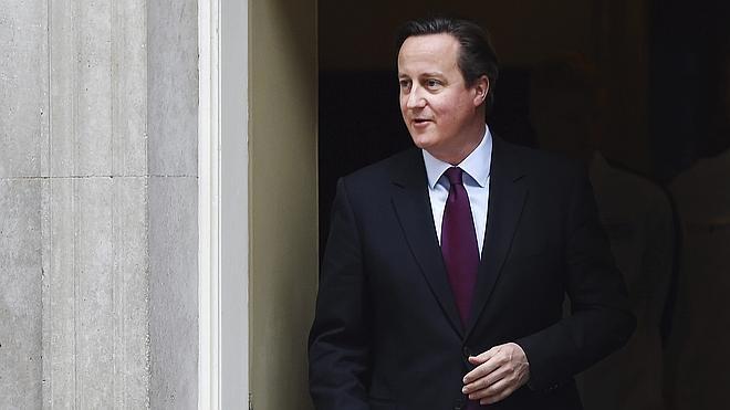 Cameron espera un apoyo unánime de los conservadores a los bombardeos en Siria
