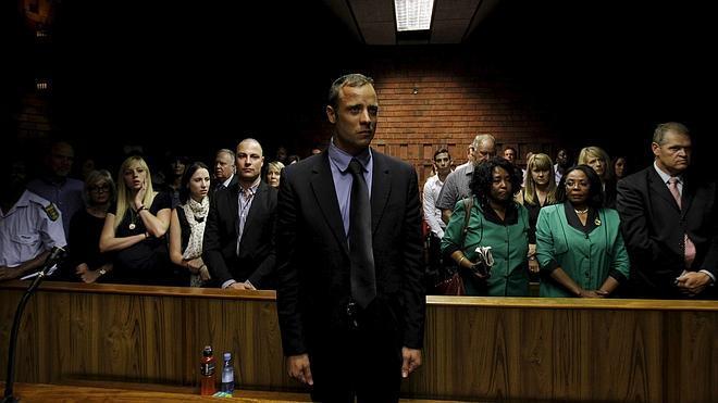 Pistorius puede ser condenado al menos a 15 años de cárcel