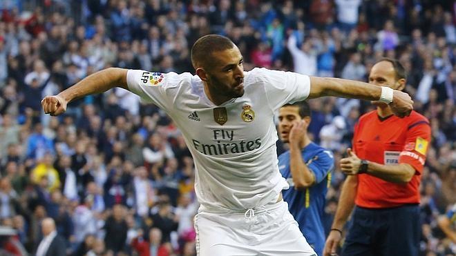 Benzema desea un careo con Valbuena