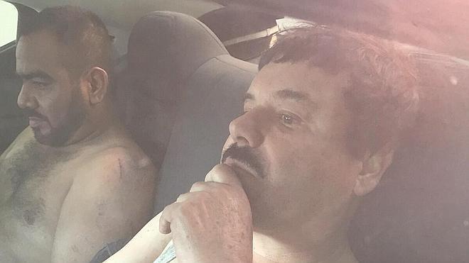 México captura a 'El Chapo' Guzmán seis meses después de su fuga