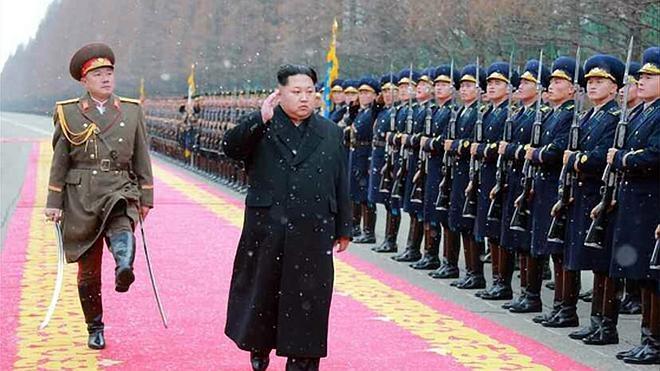 Kim Jong-un justifica la prueba nuclear como una «medida de autodefensa»
