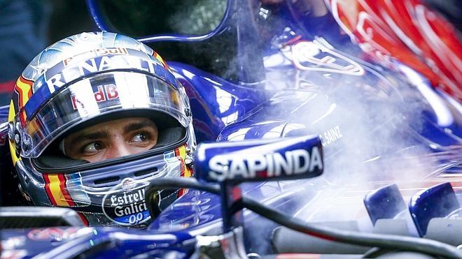Carlos Sainz: «Me devolverán los puntos que perdí el año pasado»
