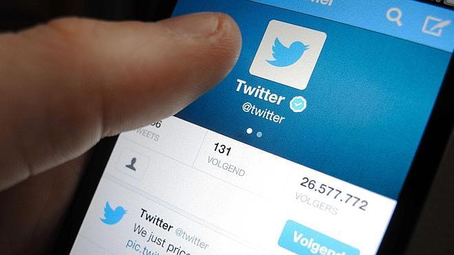 Twitter vuela bajo