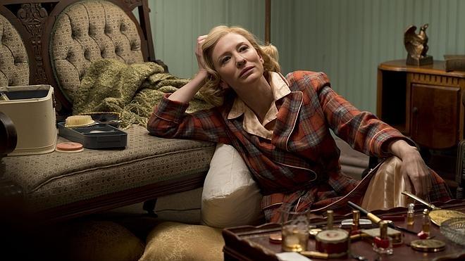 El amor lésbico puede dar el tercer Oscar a Cate Blanchett