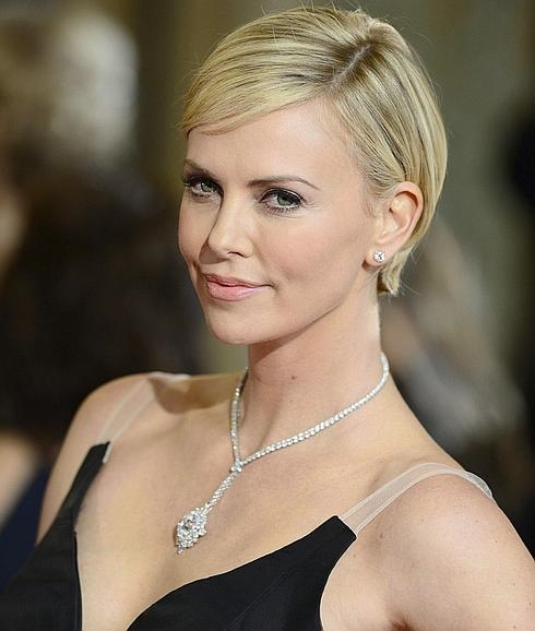 Charlize Theron. /