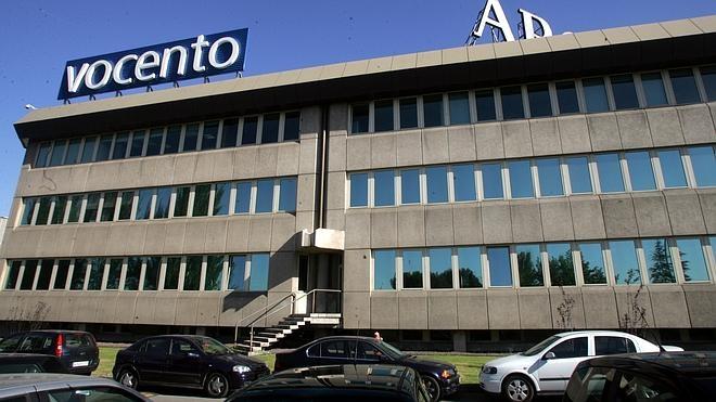 Vocento logra un beneficio neto positivo de 4,1 millones por primera vez desde 2009