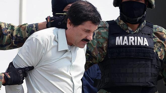 'El Chapo', dispuesto a ser extraditado a EE UU si la condena es «razonable»