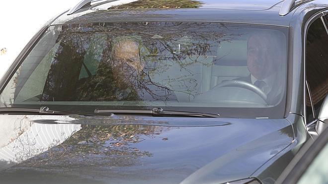 El Rey Juan Carlos, invitado de excepción en la boda de su sobrino Beltrán