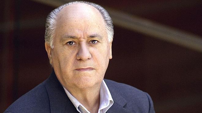 Amancio Ortega, la segunda persona más rica del mundo tras Bill Gates