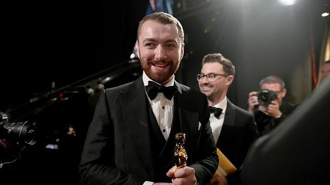 Sam Smith, el «Adele masculino» que dio el patinazo en los Oscar