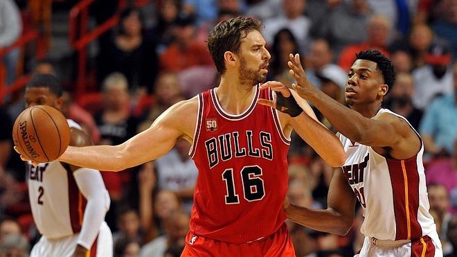 La derrota contra los Magic acentúa la crisis de los Bulls de Gasol