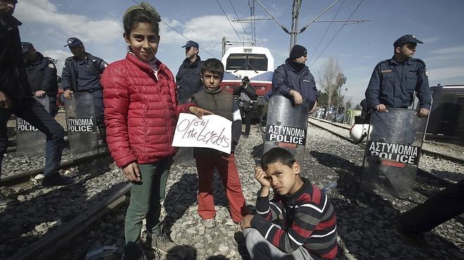 Hasta 250.000 menores sirios se ven afectados por los bombardeos de la guerra
